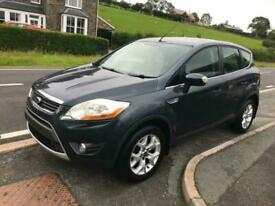 2010/10 FORD KUGA 2.0 TDCI ZETEC 2WD (61921 MILES ONLY)