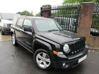 2011 Jeep Patriot 2.2 CRD Limited Station Wagon 4x4 5dr