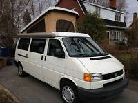 Eurovan westfalia allongé 1995
