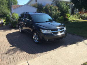2010 Dodge Journey Porte bagage VUS
