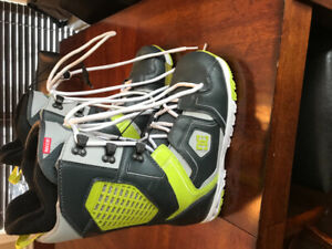 Snowboard boots DC Size 11 mens