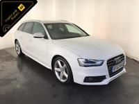 2013 AUDI A4 S LINE TDI DIESEL AUTOMATIC 1 OWNER SERVICE HISTORY FINANCE PX