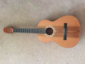 Classic Nylon String Guitar with Case