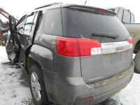 CHEVROLET TERRAIN 2011 POUR PIECES ,DETACHE