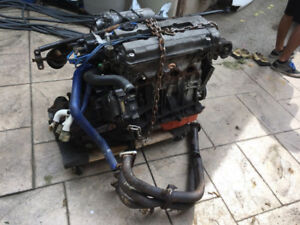 B16a Swap Part Out - EF/CRX and B Series Parts