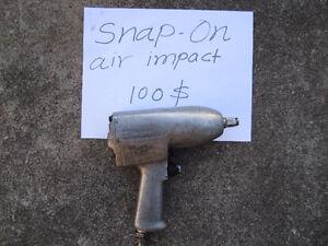 AIR IMPACT GUN 1/2 Inch