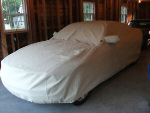2005 2006 2007 2008 2009 mustang coupe car cover used