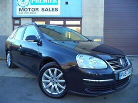 2008 VOLKSWAGEN GOLF ESTATE 1.9 TDI SE, 1 OWNER FROM NEW, SUPERB CONDITION!