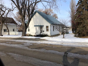 Nice two bedroom house in Innisfail.