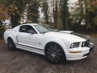 Ford Mustang 2005 / 4.6 V8 ( GT500 Looks) 2dr LHD