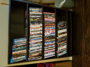DVD s & Blue Ray assorted movies