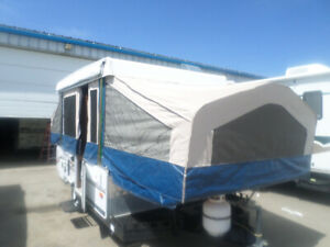 Flagstaff Tent Trailer | Buy or Sell Used and New RVs, Campers