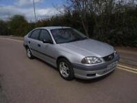 Toyota Avensis 1.8 VVT-i Auto Vermont + 2 FORMER KEEPERS + FULL SERVICE HISTORY