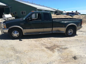 2001 Ford F-350 extended cab