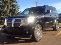 2007 Dodge Nitro SLT 4X4 With Only 122 Kms