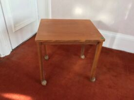 FREE small wooden table