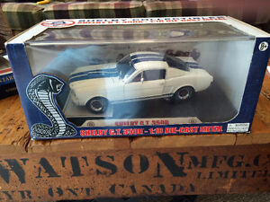 Shelby G.T. 350R 1966 RARE Collectibles Diecast
