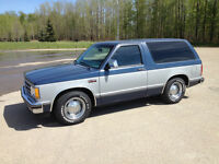 1985 Chevrolet S10 Blazer w/ Tuned-Port Corvette Engine