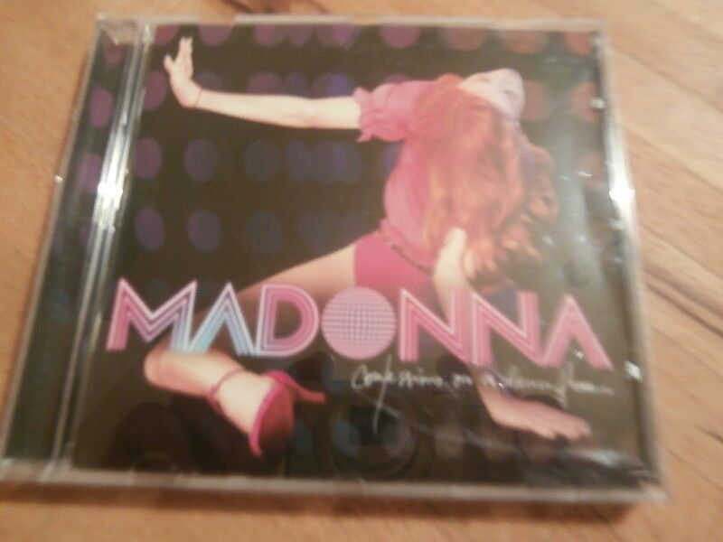 Madonna — Confessions on A Dance Floor 05 cd