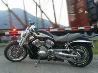 2006 Harley Davidson VRod Street Rod