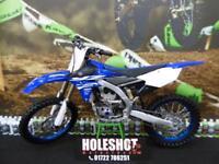 Yamaha YZF 250 Motocross bike 2018!