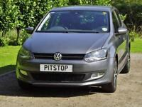 Volkswagen Polo 1.4 Match Dsg 5dr PETROL SEMIAUTOMATIC 2012/61
