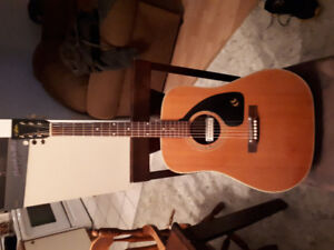 1970s Aria 6710 acoustic/electric near mint !!!