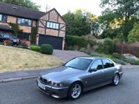 2003 52 BMW E39 530D SPORT AUTO ( FACELIFT ) 4DR DIESEL SALOON