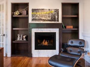 Kozy Heat SP34 Gas Fireplace - Safeguard Chimney & Stoves