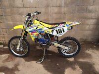 Suzuki rm bw 85 2012