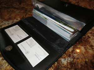 Complete owners manual for 2009 Mercedes Benz E-Class. Windsor Region Ontario image 6