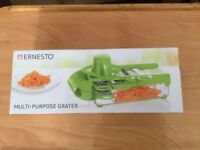 Ernesto Multi Purpose Grater ( NEW)