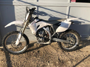 2007 YAMAHA YZ250F FOR PARTS