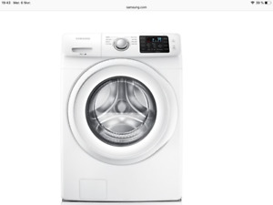 Samsung laveuse / Washer