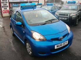 Toyota AYGO 1.0 VVT-i 2009MY AYGO Blue