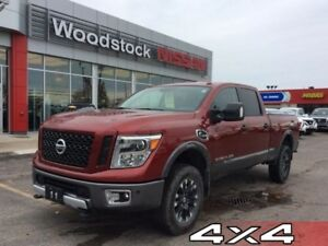 2017 Nissan Titan XD PRO-4X  - Bluetooth -  Power Doors - $371.3