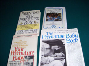 Premature Baby Books and patterns