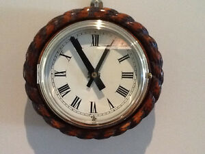 Wall Clock Small Vintage