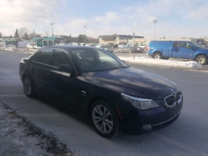 09 BMW 535i XDRIVE AWD Sport Pack Manuel 300HP IMPECCABLE