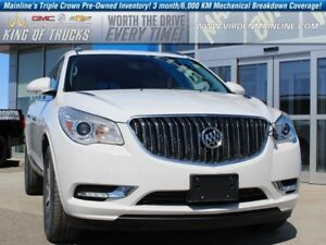 2015 Buick Enclave Leather   Rear Park Assist   Side Blind Zone