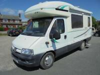 AUTOSLEEPER EXECUTIVE, 4 BERTH, END KITCHEN, GOOD CONDITION