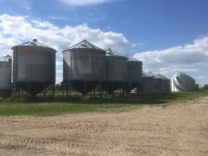 Bins for Sale....Retiring From Farming