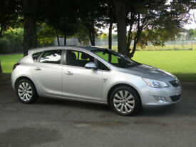Vauxhall Astra 1.7CDTi ecoFLEX Elite**£30 Tax**FSH***70MPG**Finance Available*