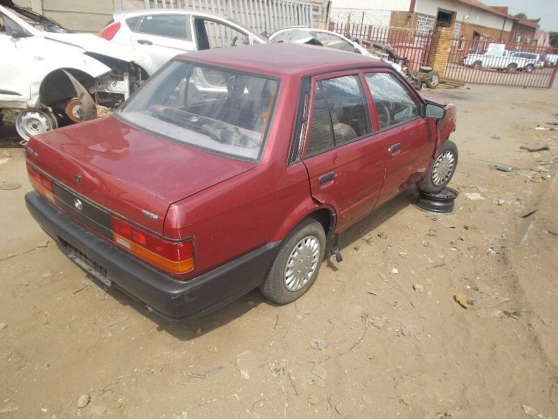 Mazda 1.3 Sedan STRIPPING FOR SPARES AND PARTS