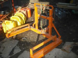 PALLET JACKS / HOISTS / OXY/ACC SET UP
