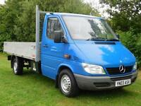 Mercedes Sprinter 308 CDI MWB DROPSIDE NO VAT TO PAY