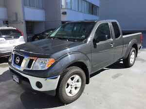 2012 Nissan Frontier SV King Cab Pickup Truck
