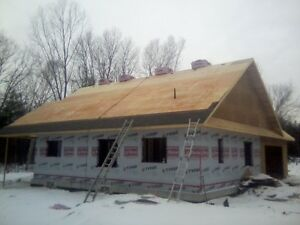 CUSTOM ROOFING Kingston Kingston Area image 1