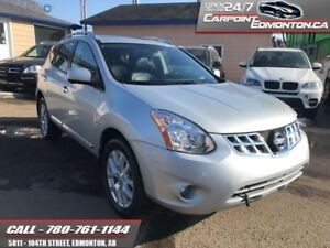 2013 Nissan Rogue SL ..AWD...NAV/LEATHER/BACKUP CAMERA  - one ow