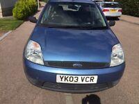 Stunning Ford Fiesta LX...5 Doors..low miles ...very long MOT .....£850 Ono